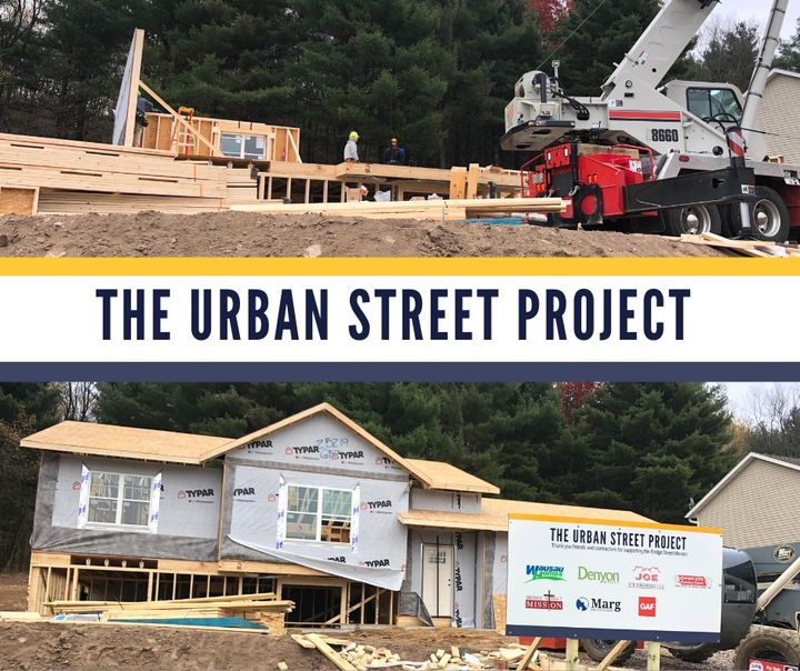 Set Day for Urban Street Project